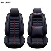 Универсальные чехлы сидений автомобиля для kia ceed kia rio 3 spectra kia sportage 2018 picanto cerato rio k2 авто аксессуары