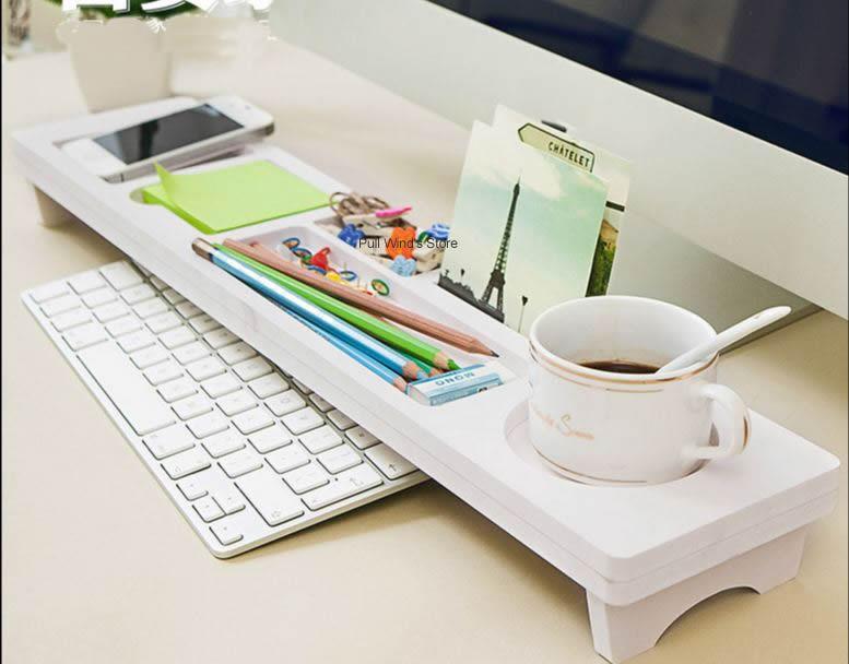 Creative Desk Organizers Box Simple office computer