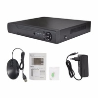 Multifunctional 5 In 1 8 Channels HDMI Output Camera Video Recorder Professional HD 1080P Home Security Surveillance Hot Sale
