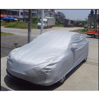 Car Cover Prevent Heat Cold Sun Rain Snow Dustproof Half Auto Cover For Ordinary Sedan Pickup