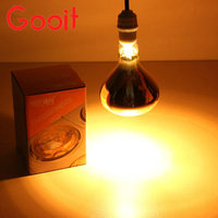 E27 275W Water Proof Anti Explosion Infrared Heat Lamp Bulb AC 220V