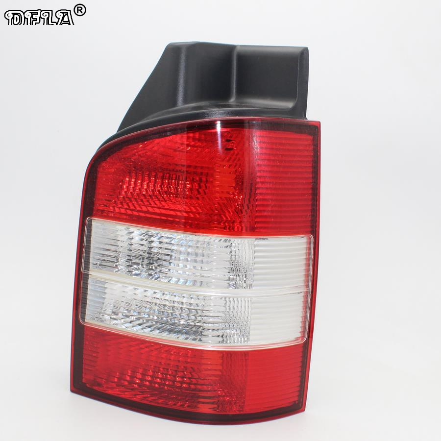 Right Side Rear Light For VW T5 Multivan Transporter 2003 2004 2005 2006 2007 2008 2009 Car-styling Rear Lamp Tail Light aftermarket free shipping motorcycle parts eliminator tidy tail for 2006 2007 2008 fz6 fazer 2007 2008b lack