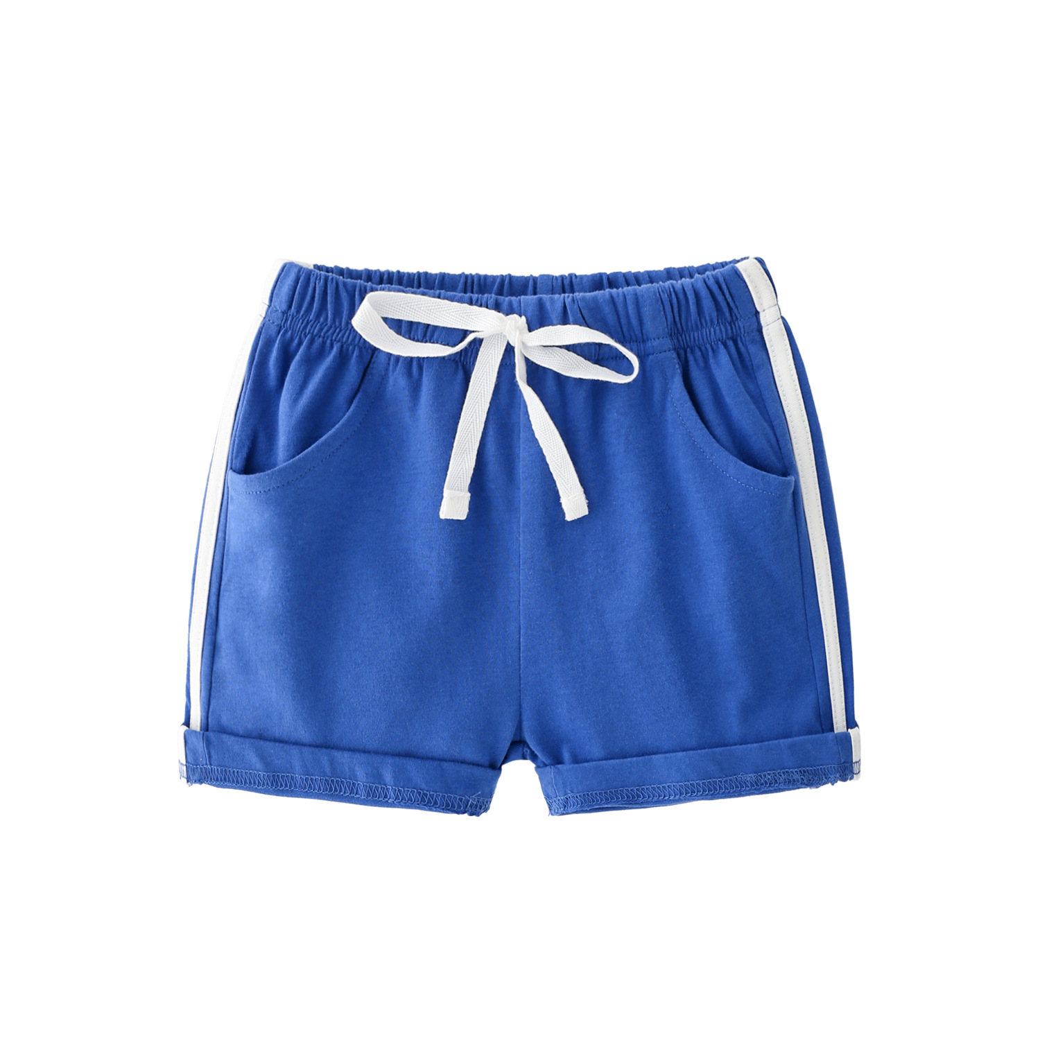 Summer Fashion For Kids Short Pants For Baby Boy Casual Pants Cotton Shorts Baby Toddler Boys Shorts 2 6 Years in Shorts from Mother Kids