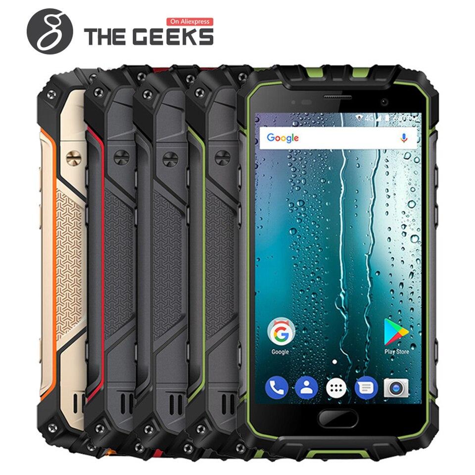 Ulefone Armor 2 S étanche IP68 téléphone Mobile 5.0