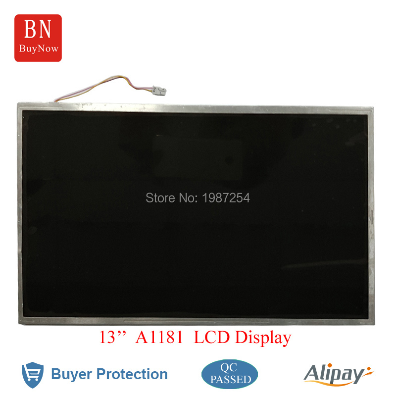 ФОТО Original LCD For Macbook 13'' A1181 LCD Screen Display With Backlight  LP133WX1-TLA1