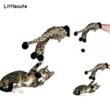New Interactive Cat Glove Toy Lovely Ball Pet Funny Cute Polka Dot Toys Scratch Crazy Loving for Kitten Pets Product