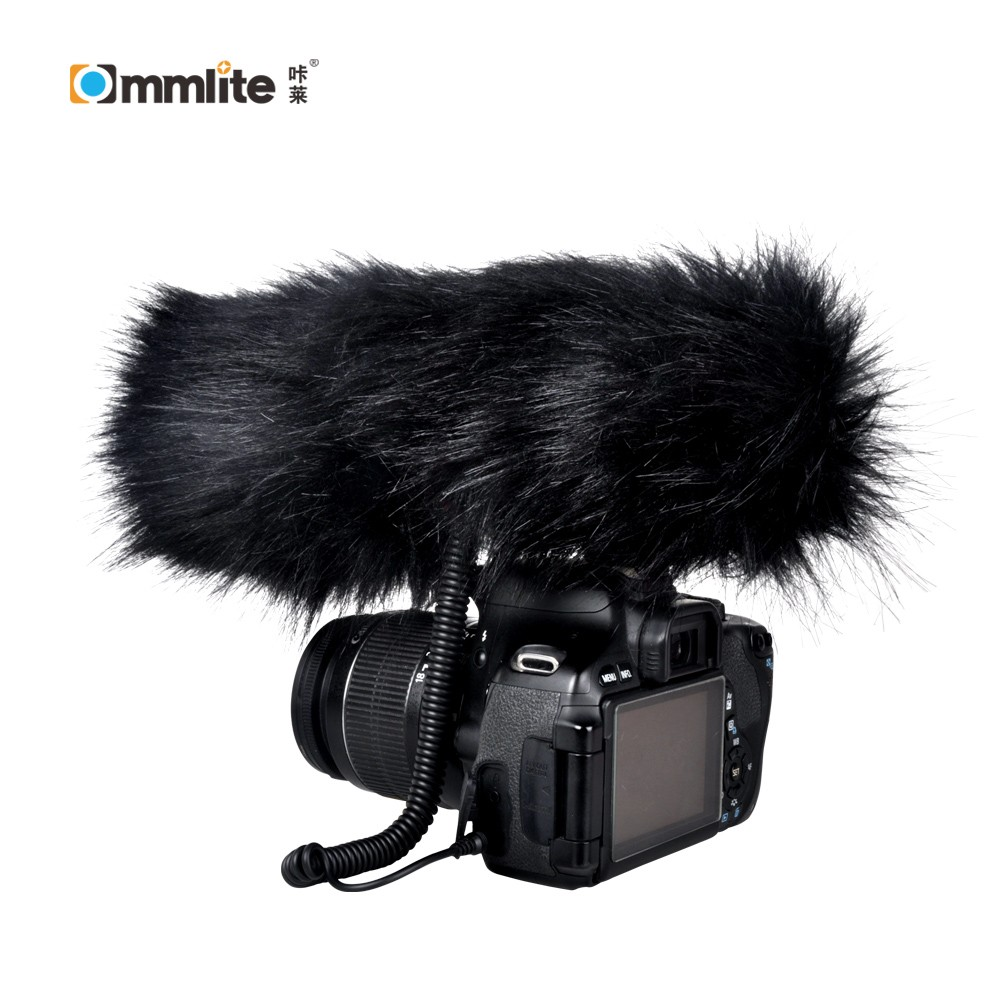 Commlite CVM-V30 Super-Cardioid Directional Condenser Shotgun Video Microphone for Video Interview Camera Camcorder Black / Red lowe alpine lowe alpine at wheelie 90 л темно серый 90л