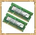 Для Hynix 2 ГБ 2 x 1 ГБ PC2-6400 DDR2 800 ноутбук памяти 6400 S 1 г 200-контактный SO-DIMM ноутбук