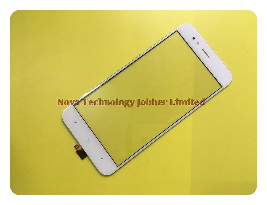 Wyieno 5 Pcs/Lot Pour Xiaomi A1 5X Mi5X MiA1 Écran Tactile Capteur Panneau