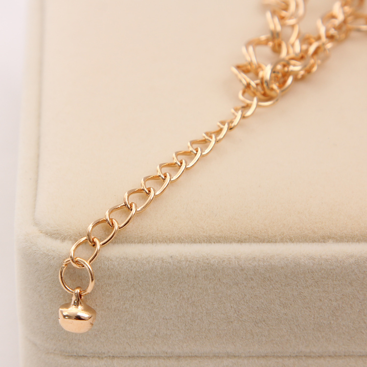 New Women Girls Fashion Fine Gold Women 10 Charm Dolphin Crystal ...