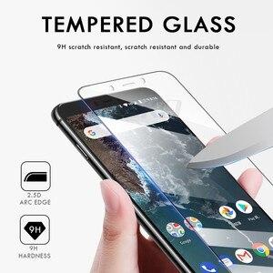 Image 2 - 3Pcs Tempered Glass For Xiaomi Redmi K20 Pro Mi 9 SE 9T Pro Screen Protector For Xiaomi Mi 8 A2 Lite A3 A1 Protective Glass Film