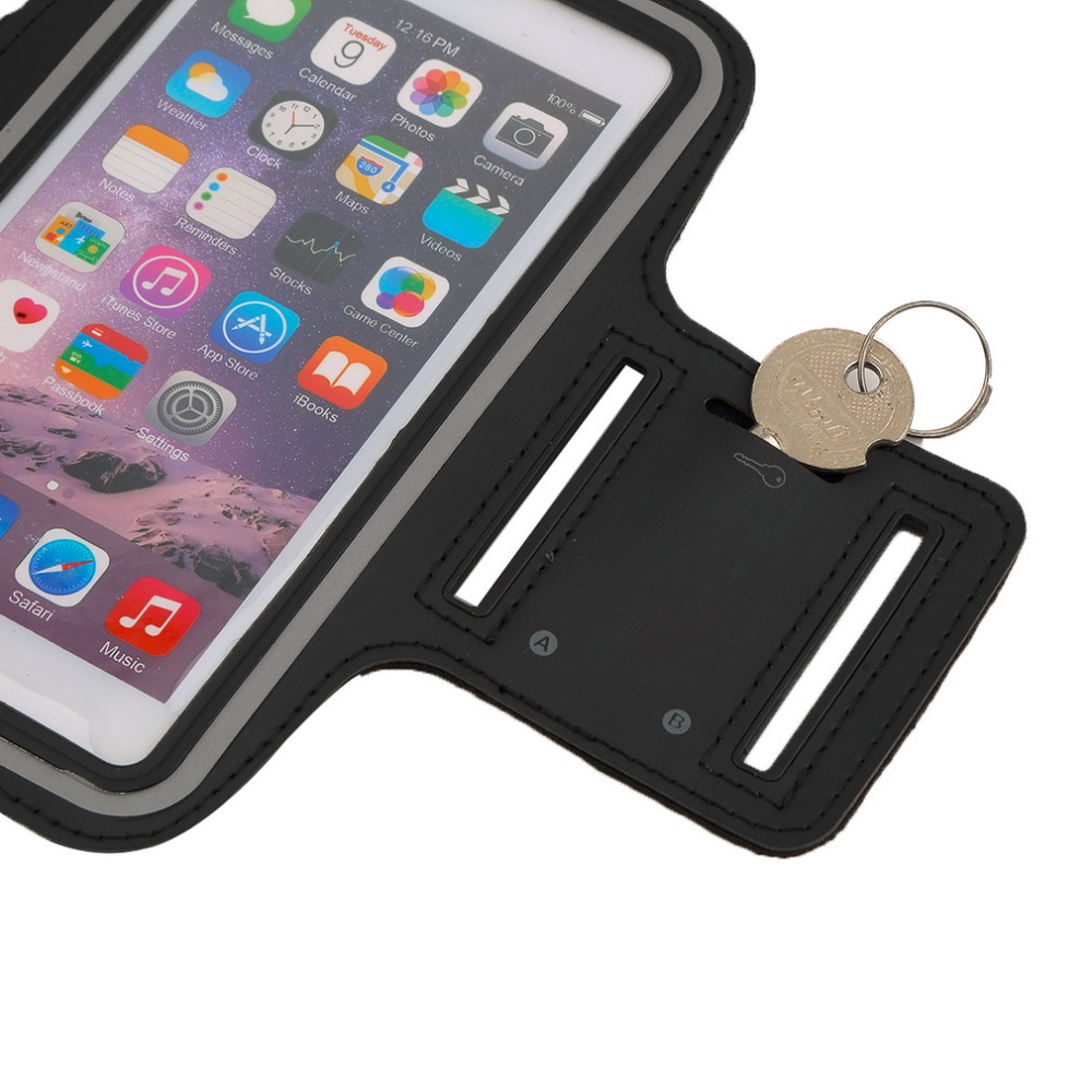 Sports & Entertainment Premium Running Jogging Sports Gym Armband Case Cover Holder For Iphone 6 Plus New Brand