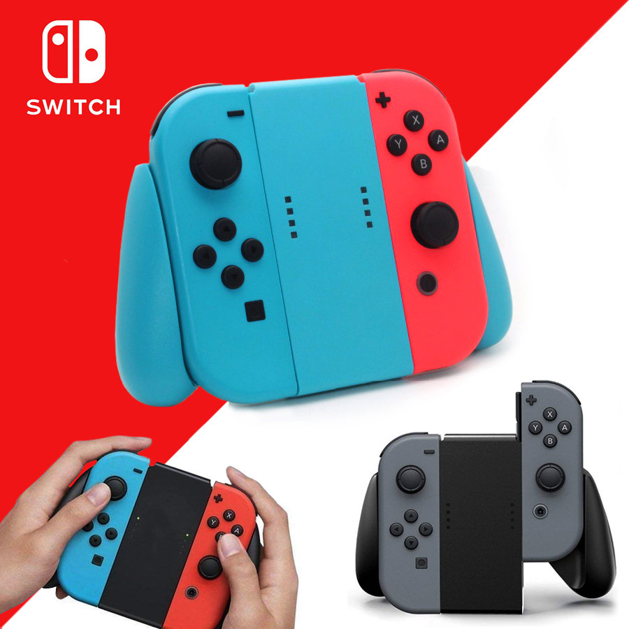 Nintend Switch Accessories Joy-Con Comfort Grip Nintendos Switch Handle Bracket Holder for Nintendo Switch NS Joy-con