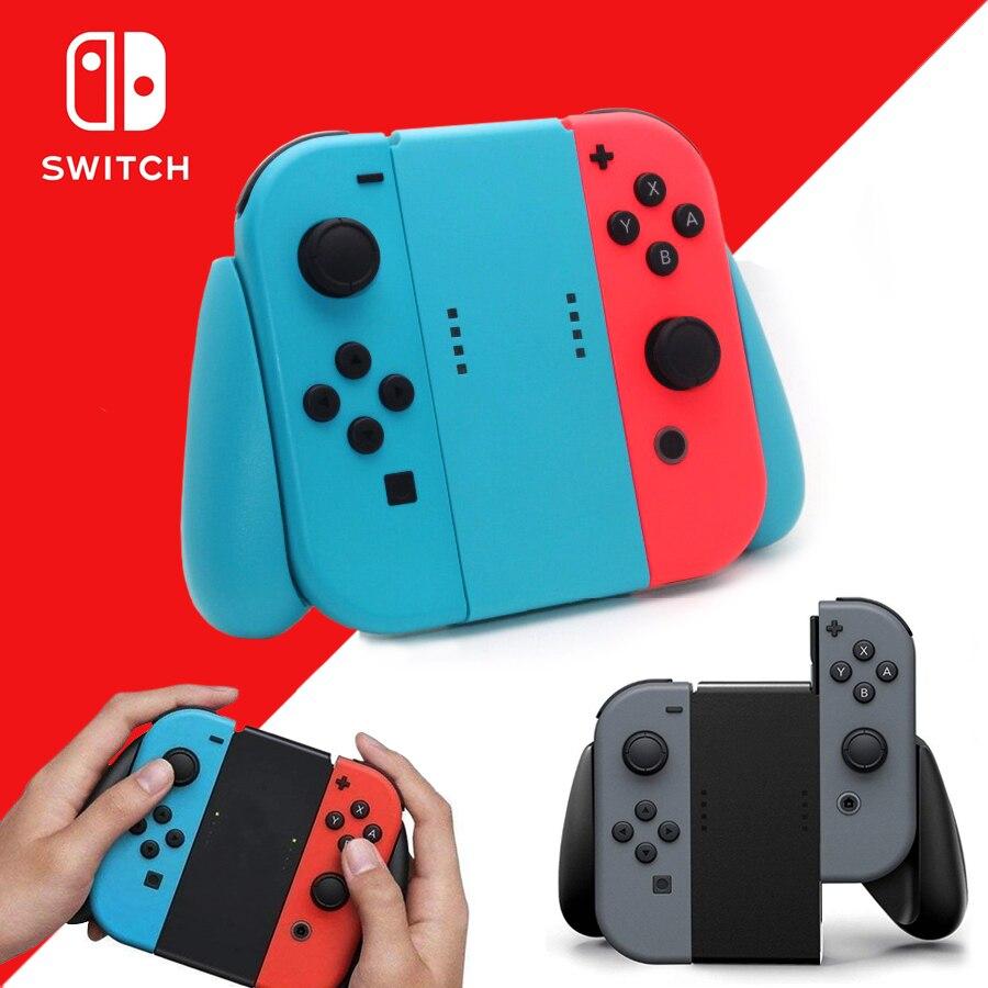 Nintend Switch Accessories Joy-Con Comfort Grip Nintendos Switch Handle Bracket Holder for Nintendo Switch NS Joy-con