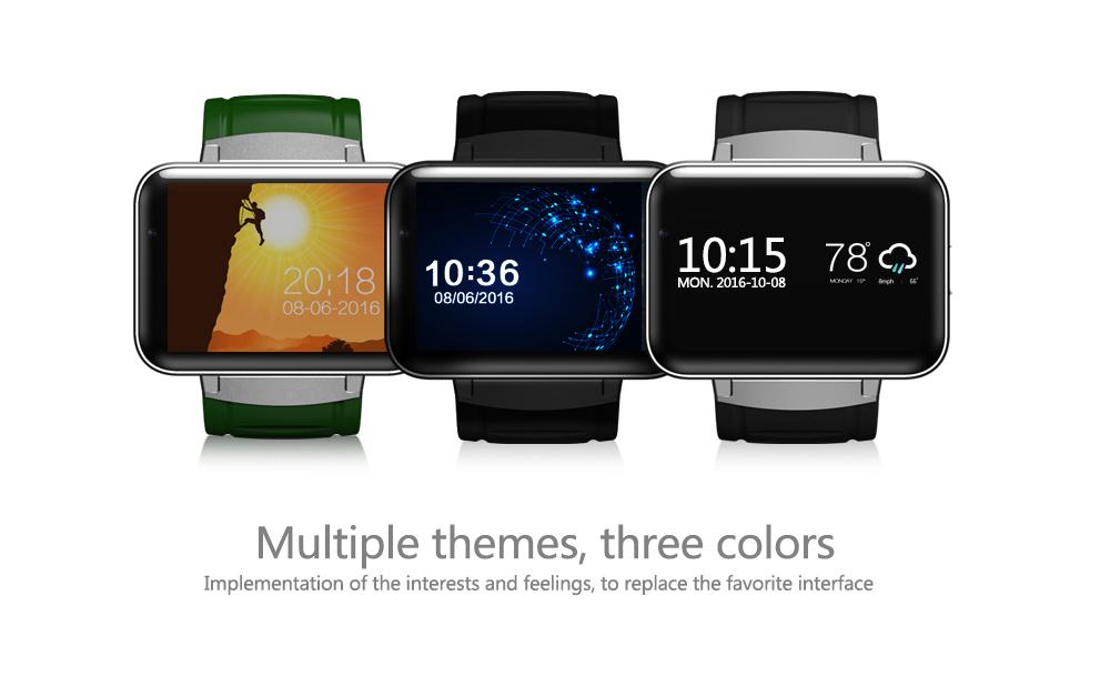 3G smart watch (4)