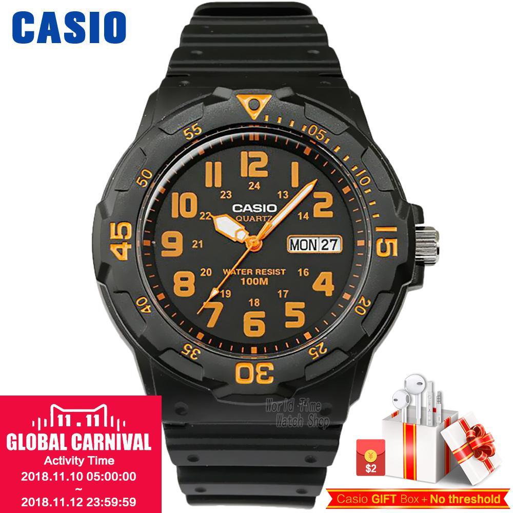 Casio Часы Мода Средний студент часы MRW-200H-1B MRW-200H-1B2 MRW-200H-1E MRW-200H-2B MRW-200H-2B2 MRW-200H-3B MRW-200H-4B