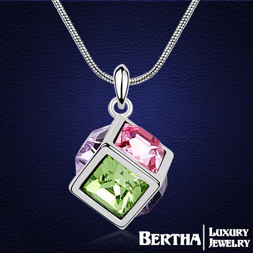 Choker Necklace Colar Crystals from Swarovski For Women Best Friends Necklaces Statement Jewelry Accessories Bijoux