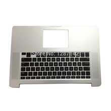 Replacement Palmrest C cover For MacBook Pro Retina 15″ A1398 Top Case C Cover With Keyboard 2012 Year  MC975 MC976