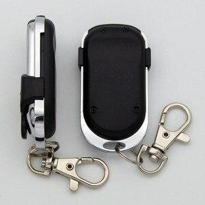 Image 4 - Universel 433.92MHz RF télécommande émetteur duplicateur porte porte de Garage télécommande 433.92MHz à distance 433 mhz