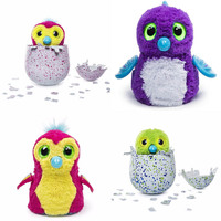 1Piece Interesting Creative Smart Magic Interactive Hatch Egg Electronic Pet Eggs Cute Animal Hatchimals