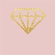 цены Laeacco Sparkling Gold Diamond Glitter Baby Newborn Celebration Scene Photographic Background Photography Studio Photo Backdrops