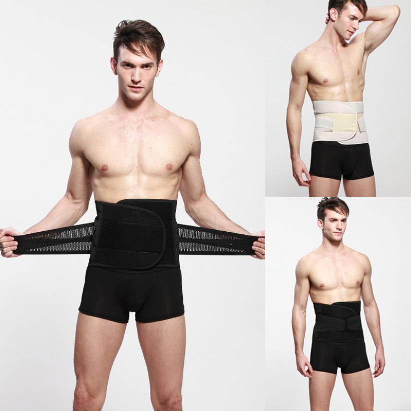 Men Health Vest Body Slimming Tummy Shaper shapewear Waist Fashion Men Belly Band Corset Waist Trainer Cincher Slim Body Shaper