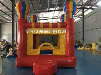 Nadmuchiwane gry ziemi swetry dzieci nadmuchiwany dom tanie i dobre opinie 3 lat Inflatable Playground Plac zabaw na świeżym powietrzu Slide Combined Slide colorful customised animal Jiangsu China (Mainland)