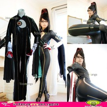 Hot game Bayonetta Halloween Christmas cosplay costume for f