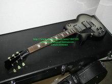 Custom Shop Sliverburst Linkshänder E-gitarre Großhandelsgitarren Kostenloser Versand