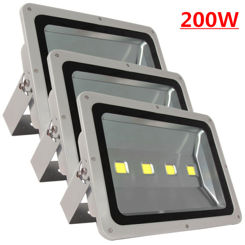 Led Floodlight AC85-265V 200W IP65 Waterproof Led Flood light for garden Led Spotlight Outdoor lighting,Led Reflector FEDEX DHL ultrathin led flood light 200w ac85 265v waterproof ip65 floodlight spotlight outdoor lighting free shipping