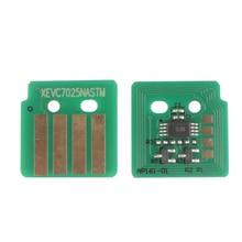 1 Set NA/SA/EEU 106R0373-106R0378 106R03745-106R03748 Toner Reset Chip For Xerox Versalink C7020/7025/7030 Cartridge Chip
