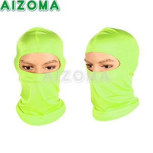 Image 2 - LOW PRICE Motorcycle Windproof Ski Neck Protecting Outdoor  Balaclava Full Face Warming Mask Ultra Thin Breathable Safety Guard