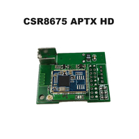 CSR8675 Bluetooth 5.0 Audio Daughter Card Supports APTX HD Optional IIS I2S or SPDIF Output