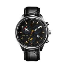 Finow X5 Aire Reloj Inteligente Android 5.1 Ram 2 GB/Rom 16 GB MTK6580 Reloj Teléfono 3G Bluetooth para Andorid/IOS PK LES1/LEM5 Smartwatches