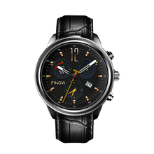 Finow X5 Air Smart Watch Android 5.1 Ram 2GB/Rom 16GB MTK6580 Watchphone 3G Bluetooth for Andorid/IOS PK LES1/LEM5 Smartwatches