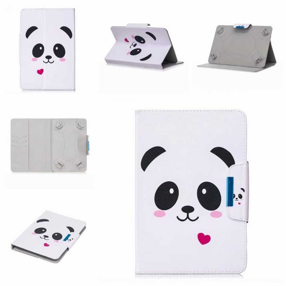 Flip Stand Leather Cover Case For Huawei Mediapad T5 10 AGS2-W09/L09/L03/W19 10.0 Inch Protective Tablet With Card Slot+Pen