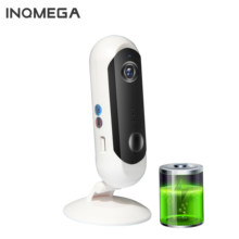 INQMEGA 1080P Battery WiFi Camera Wireless Powered IP Camera Home Security Battery PIR Camera Night Vision Camera Rechargeable(China)