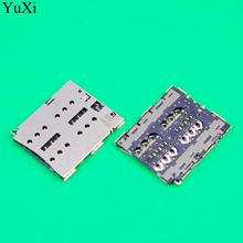 Yuxi 1x новый держатель для считывателя sim карт лоток Слот