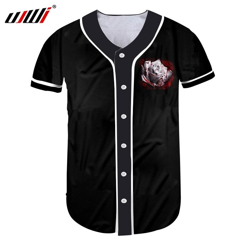 rose baseball jersey