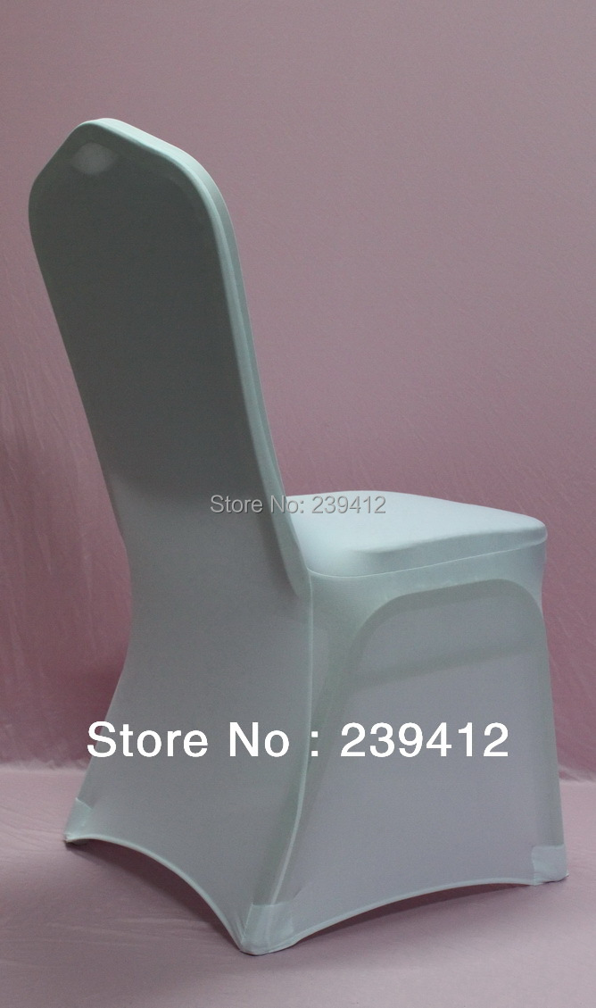 com buy 1pcs cheapest white chair cover wholesale lycra chair cover