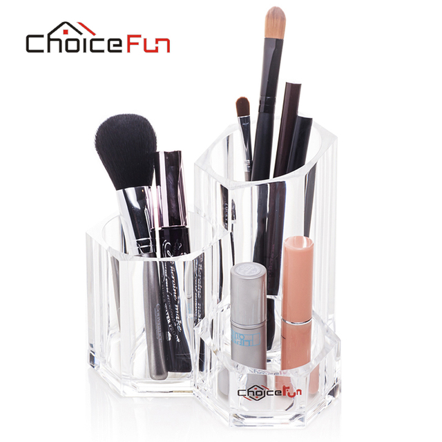 Awesome CHOICE FUN Cosmetic Organizer Acrylic Makeup Organizer Rangement Plastic  Box Makeup Storage Organizer For Cosmetic SF