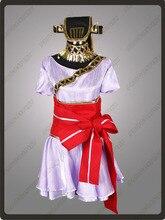 Legends of the Three Kingdoms Zhen Ji Cosplay Costume