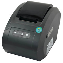 High quality 58mm auto cutter Thermal receipt printer POS printer USB+Ethernet interface for kitchen printer