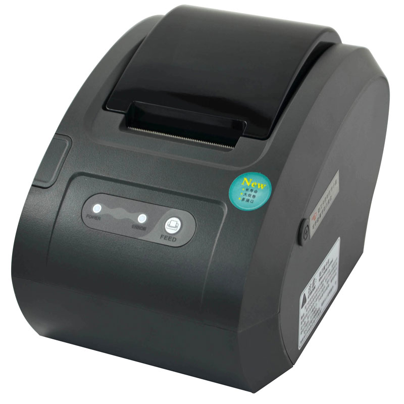 High quality 58mm auto cutter Thermal receipt printer POS printer USB+Ethernet interface for  kitchen printer parallel and usb interface 80mm thermal receipt printer 250mm s high speed pos printer auto cutter support logo printing