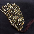 Atacado Flor Cor 6mm * 8mm 10 unidades/lotes Resina Âmbar Mala Islâmicos 33 Beads Tasbih Oração Do Rosário Rosário de âmbar