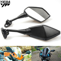 Motorcycle Mirrors Sport Bike Rear View Rearview Mirror For BMW R1200RT R 1200 RT K1300GT K 1300 GT F800ST F 800 ST 2013 2014