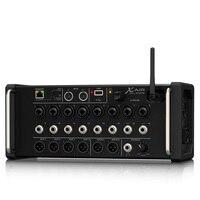 Аудио микшер консоли XR16 профессиональный микшер звуковой усилитель звуковой процессор 16 каналов подключения телефона Управление Мощность