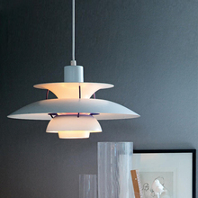 JAXLONG Nordic Aluminum Pendant Lights Living Room Bedroom Lustre Restaurant Hanglamp Dining Room Reading Fixtures Hall Aisle