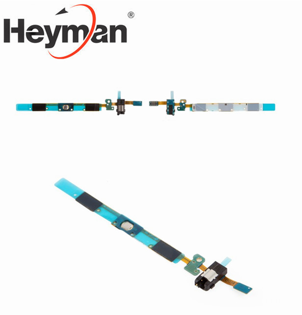 Heyman Flex Cable for Samsung J510F Galaxy J5 (2016) Replacement parts flat cable (headphone connector, menu button)