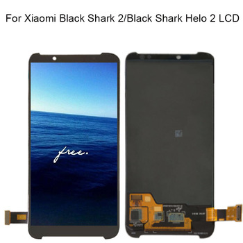 For Xiaomi BlackShark Helo 2 Lcd AWM-A0 For Xiaomi Black Shark 2 Lcd Display+Touch Screen Digitizer Assembly Replacement